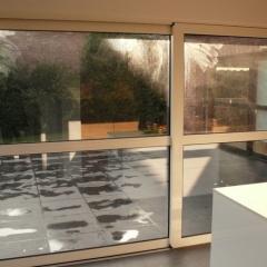 réalisations de menuiseries aluminiums à Chereng prés de Lille par Menuisal