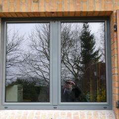 réalisations de menuiseries aluminiums à Cysoing prés de Lille par Menuisal