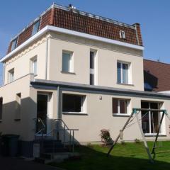 réalisation de menuiserie aluminium à Marcq en Baroeul prés de Lille par Menuisal
