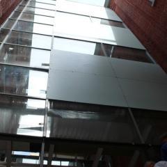 réalisations de menuiseries aluminiums à Tourcoing prés de Lille par Menuisal