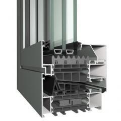 MENUISAL vous présente le Masterline 10 de Reynaers, système pour bâtiment passif