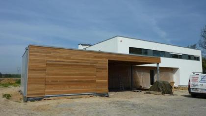 réalisations de menuiseries aluminiums à Auchy les orchies prés de Saint Amand les eauxpar Menuisal
