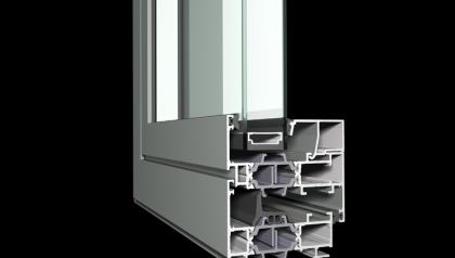 MENUISAL vous présente le système de fenêtre et porte-fenêtre Reynaers TS-68