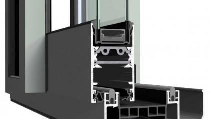 MENUISAL vous présente le système de baie coulissante en aluminium Reynaers CP-68