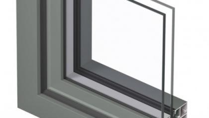 MENUISAL vous présente le système de fenêtre et porte-fenêtre Reynaers SL-38
