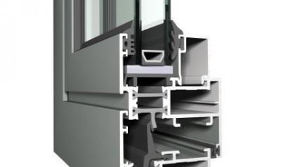 MENUISAL vous présente le système de fenêtre et porte-fenêtre Reynaers TS-57