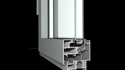 MENUISAL vous présente le système de fenêtre et porte-fenêtre Reynaers XS-50